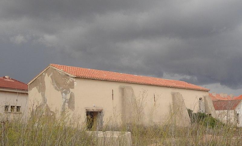 Photo du Monument Historique Ancienne église Saint-Barthélémy ou San Bartolomeo ou San Bartulumeu situé à Bonifacio