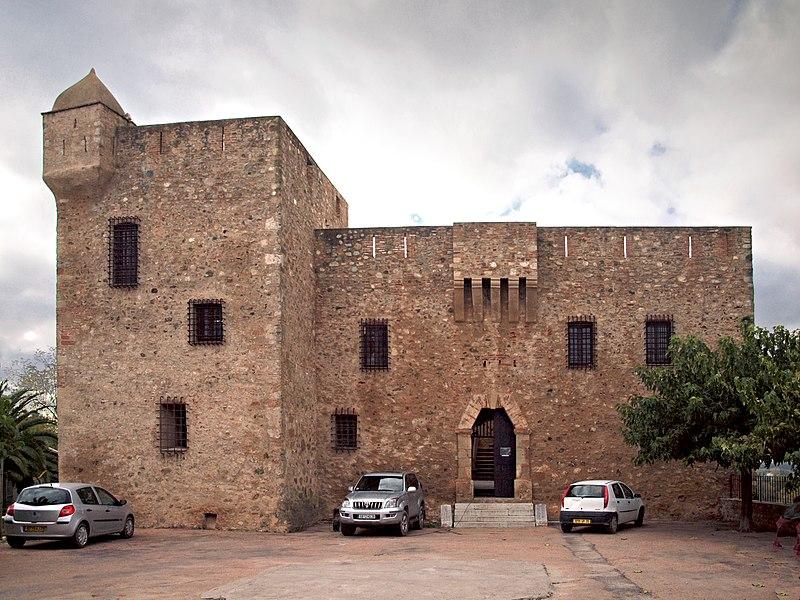 Photo du Monument Historique Fort Matra situé à Aléria