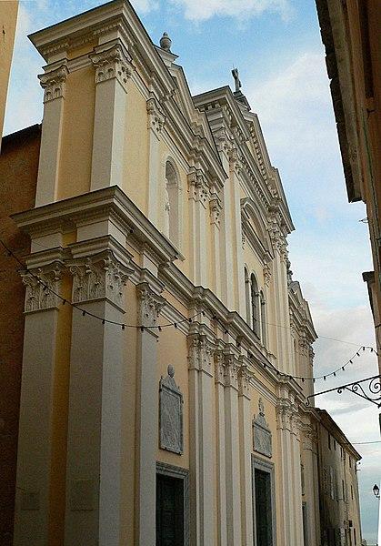 Photo du Monument Historique Eglise Sainte-Marie, ancienne cathédrale situé à Bastia