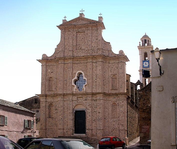 Photo du Monument Historique Eglise de l'Annonciation situé à Borgo