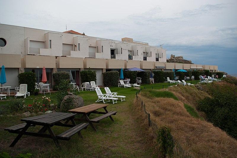 Photo du Monument Historique Hôtel Nord-Sud situé à Calvi