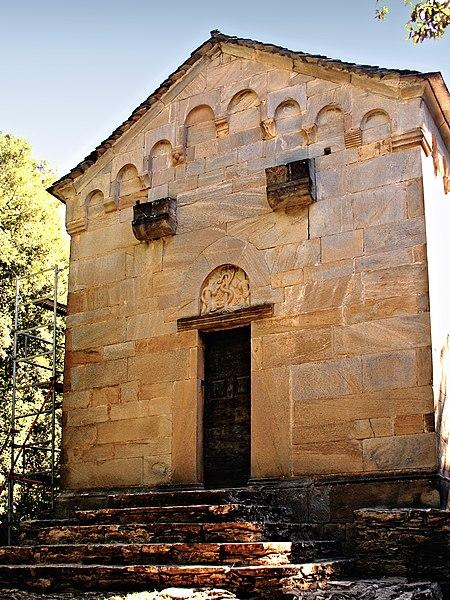 Photo du Monument Historique Chapelle San-Quilico situé à Cambia