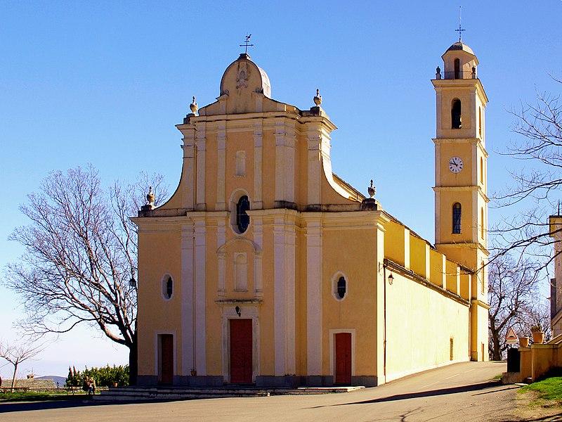 Photo du Monument Historique Eglise paroissiale Saint-Pierre-Saint-Paul situé à Campile
