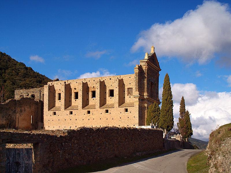 Photo du Monument Historique Ancien couvent de Caccia situé à Castifao