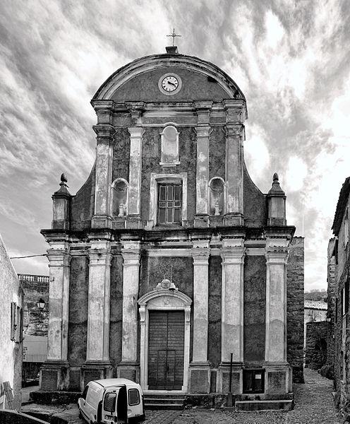 Photo du Monument Historique Eglise paroissiale situé à Cateri