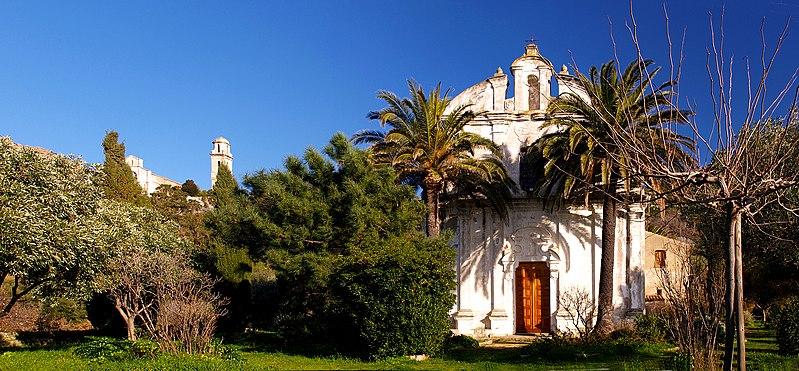 Photo du Monument Historique Chapelle de la Nativité, dite chapelle Notre-Dame de Lazio situé à Corbara