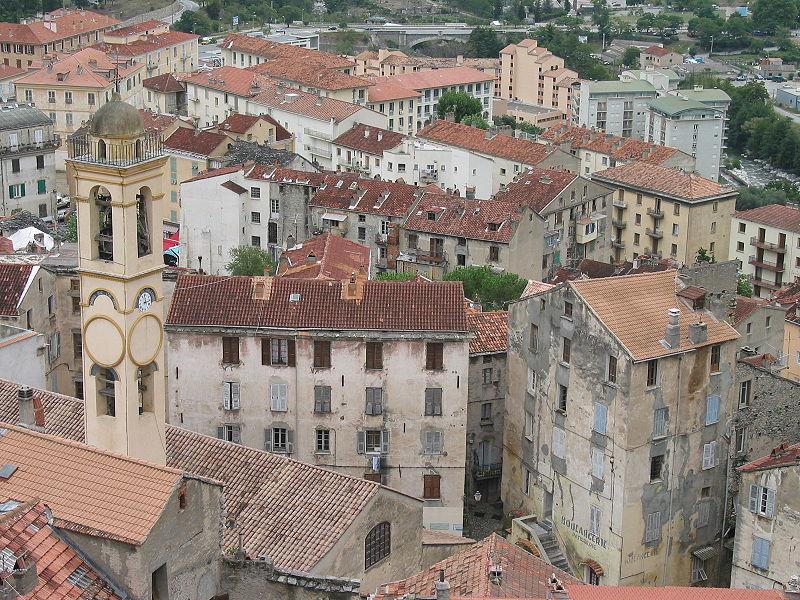 Photo du Monument Historique Eglise de l'Annonciation situé à Corte