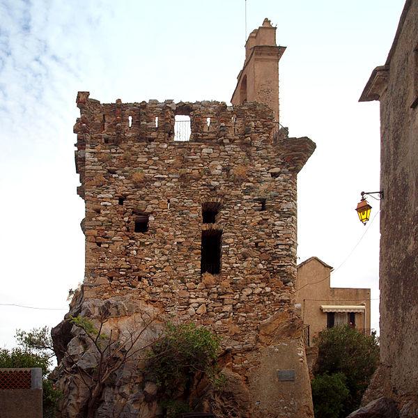 Photo du Monument Historique Tour de Furiani situé à Furiani