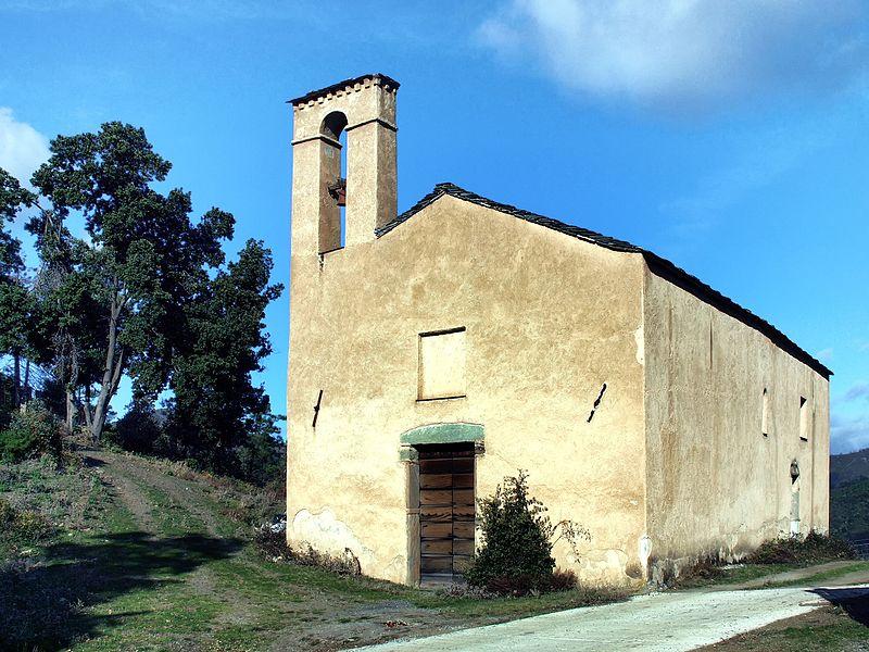 Photo du Monument Historique Chapelle San-Pantaleone situé à Gavignano