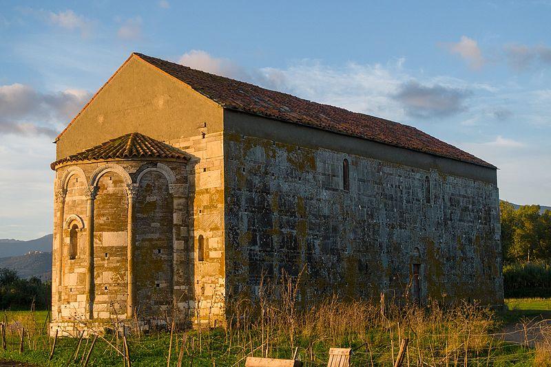 Photo du Monument Historique Chapelle de San-Perteo situé à Lucciana