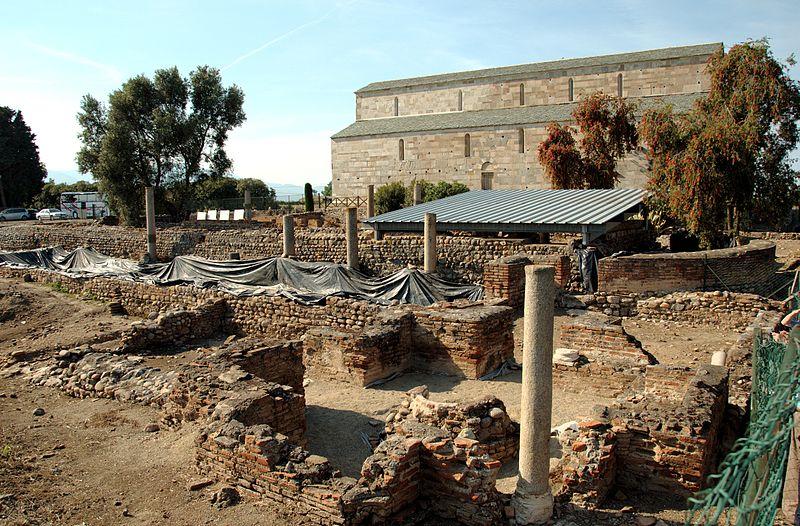 Photo du Monument Historique Cité antique de Mariana situé à Lucciana
