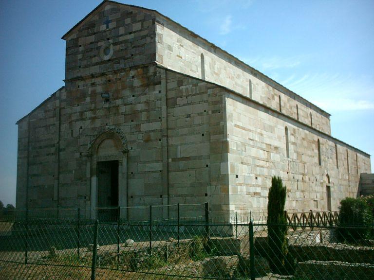 Photo du Monument Historique Eglise de la Canonica situé à Lucciana
