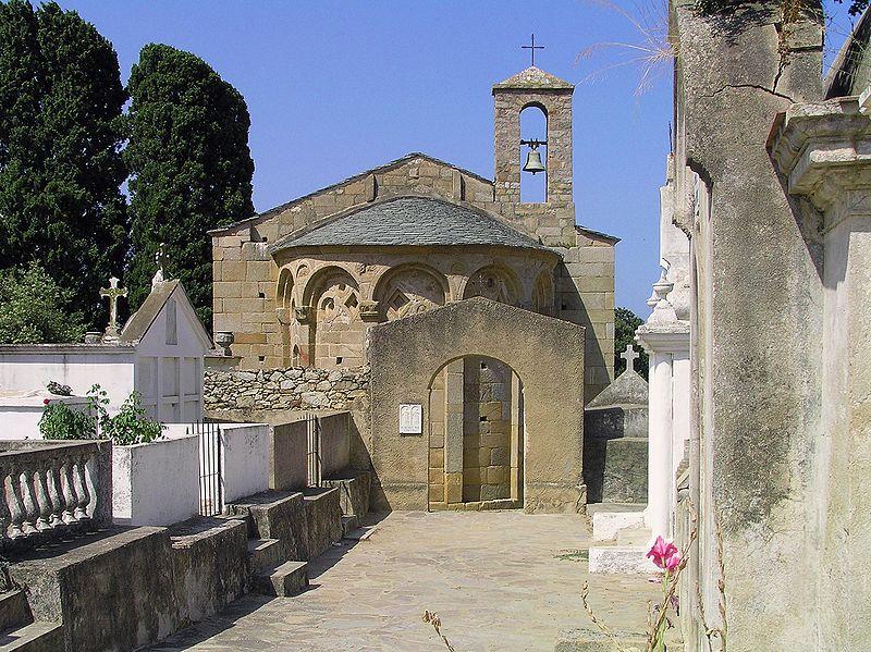 Photo du Monument Historique Chapelle Saint-Pierre-Saint-Paul situé à Lumio