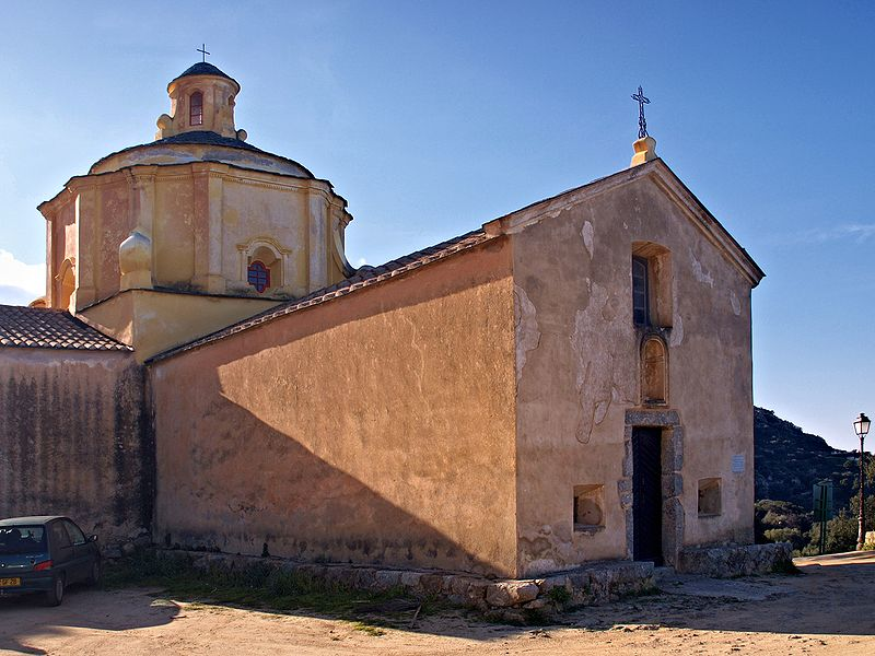 Photo du Monument Historique Eglise Saint-François-Xavier situé à Monticello