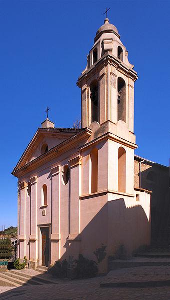 Photo du Monument Historique Eglise paroissiale situé à Novella