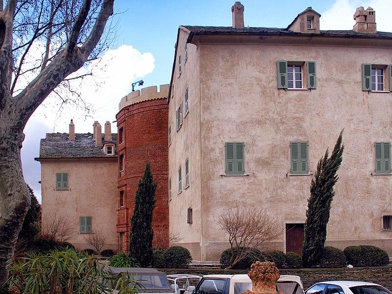 Photo du Monument Historique Château de Tuda situé à Olmeta-di-Tuda