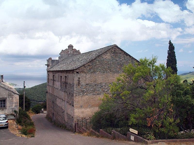 Photo du Monument Historique Chapelle de confrérie situé à Rogliano