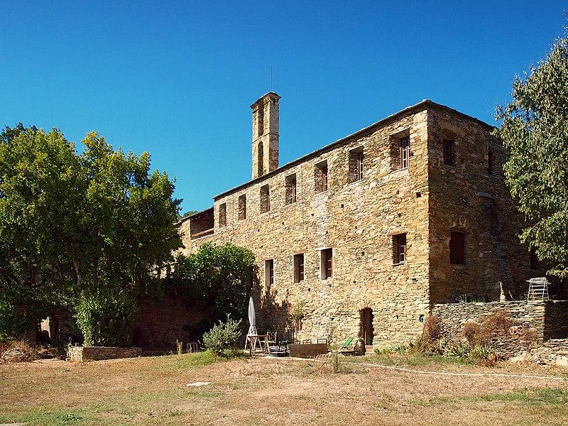 Photo du Monument Historique Ancien couvent Saint-Joseph situé à Santo-Pietro-di-Tenda