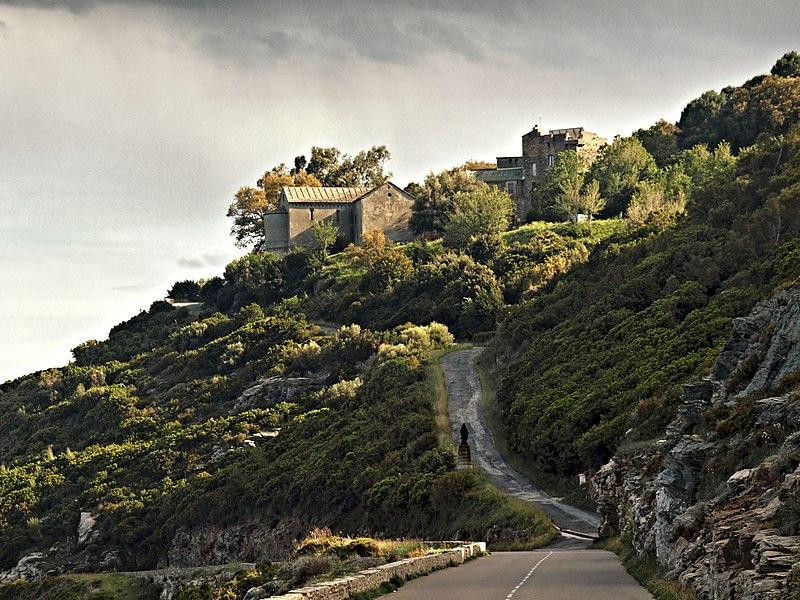 Photo du Monument Historique Ancien couvent Sainte-Catherine situé à Sisco
