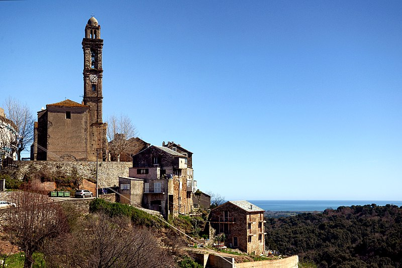 Photo du Monument Historique Eglise situé à Venzolasca