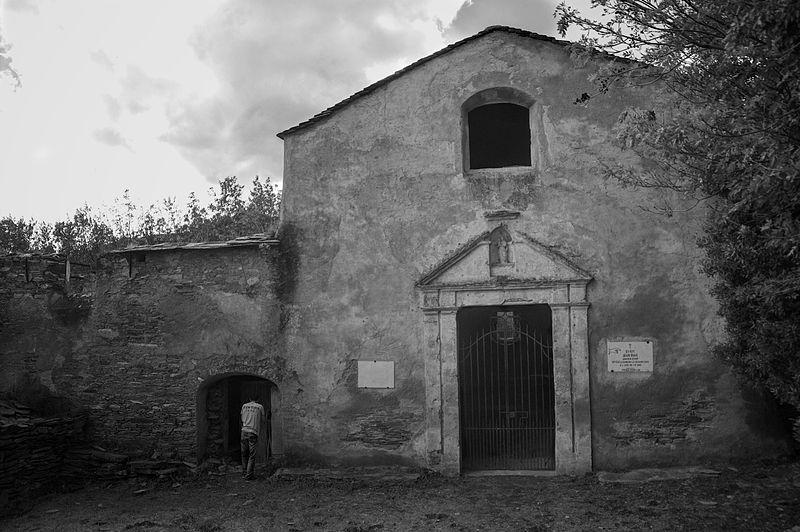 Photo du Monument Historique Ancien couvent d'Oveglia situé à Cagnano