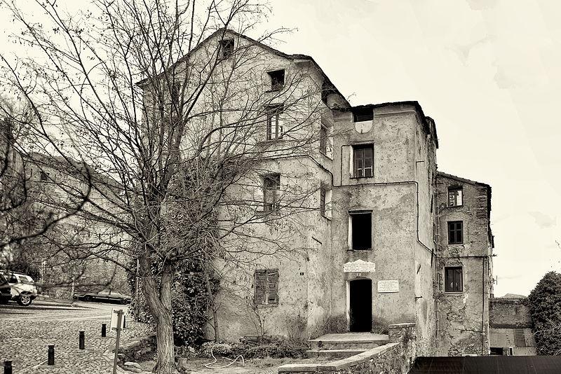 Photo du Monument Historique Maison Arrighi de Casanova situé à Corte
