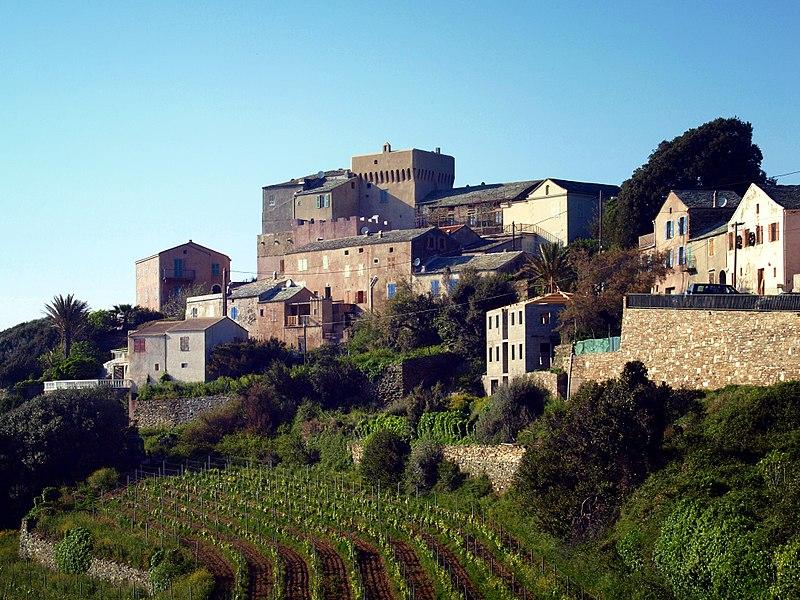 Photo du Monument Historique Tour Saint-Jean situé à Morsiglia