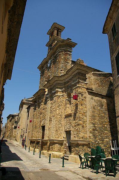 Photo du Monument Historique Eglise paroissiale San Michele situé à Penta-di-Casinca