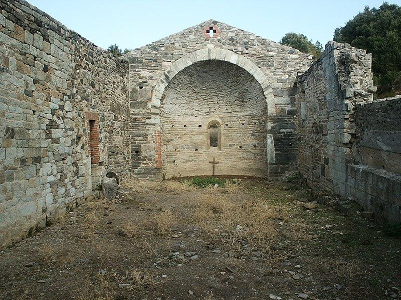 Photo du Monument Historique Site archéologique et substructions d'un sanctuaire primitif situé à Valle-di-Rostino