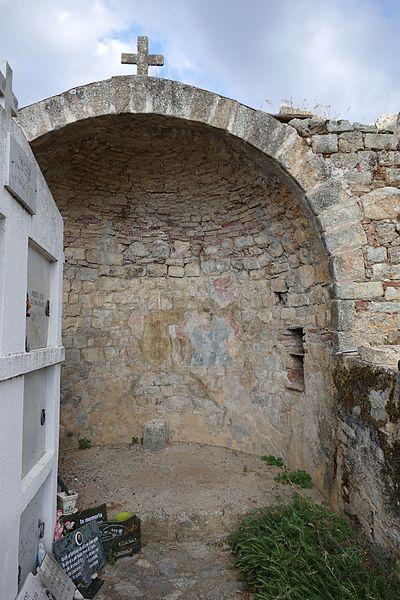 Photo du Monument Historique Chapelle Santu-Petru-di-Nesce situé à Nessa