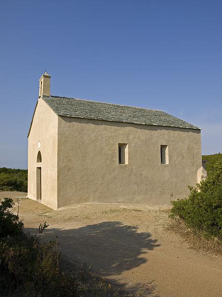 Photo du Monument Historique Eglise Santa-Maria-della-Chiappella situé à Rogliano