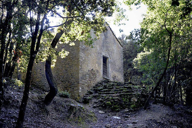 Photo du Monument Historique Chapelle Santa-Maria-d'Arca situé à Muracciole