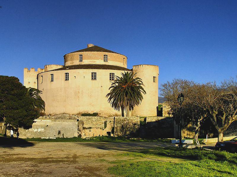 Photo du Monument Historique Citadelle situé à Saint-Florent