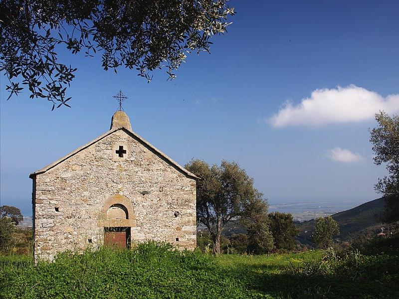 Photo du Monument Historique Chapelle Santa-Maria-Assunta situé à Furiani