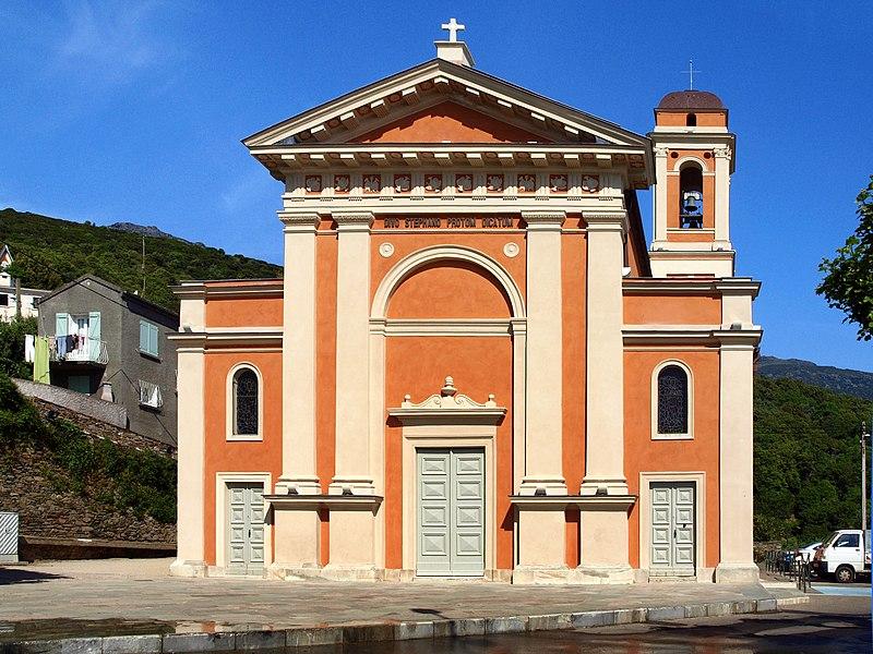 Photo du Monument Historique Eglise Saint-Etienne de Cardo situé à Bastia