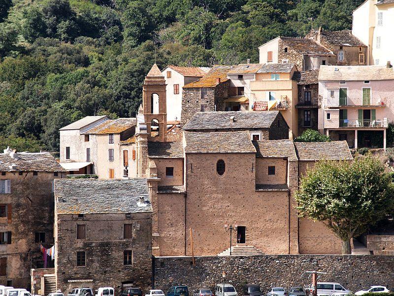 Photo du Monument Historique Eglise paroissiale Saint-Michel (San Michele) situé à Lucciana