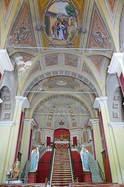 Photo du Monument Historique Eglise Notre-Dame de Montserato situé à Bastia