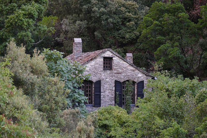 Photo du Monument Historique Immeuble dit Mulinu di Pendente situé à Canari
