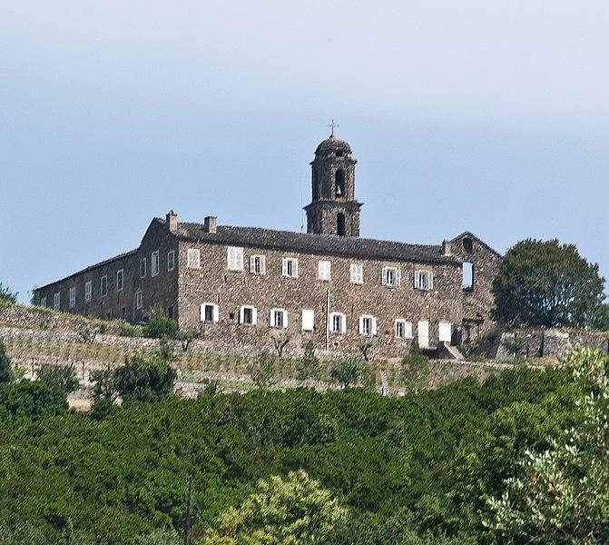 Photo du Monument Historique Couvent de franciscains Saint-François de Zuani situé à Ampriani