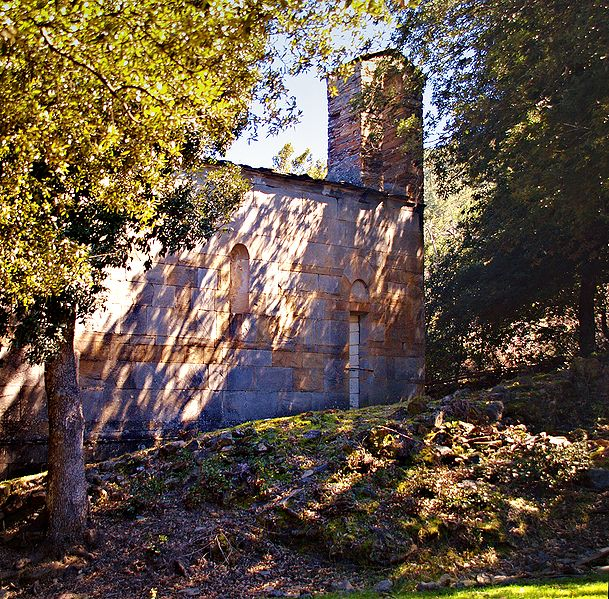 Photo du Monument Historique Chapelle Santa Maria situé à Cambia