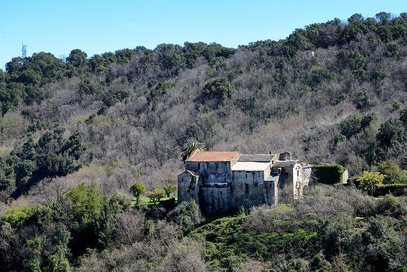 Photo du Monument Historique Ancien couvent des Capucins situé à Vescovato