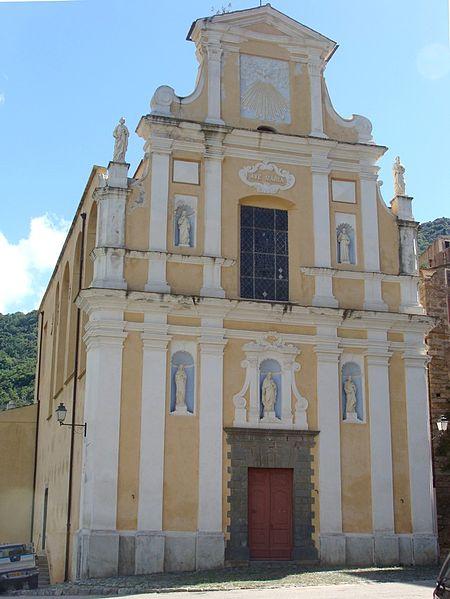 Photo du Monument Historique Eglise paroissiale Notre-Dame-de-l'Annonciation (Santa-Maria-Assunta) situé à Muro