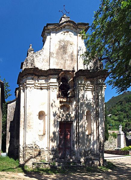 Photo du Monument Historique Chapelle Sainte-Croix situé à Poggio-d'Oletta