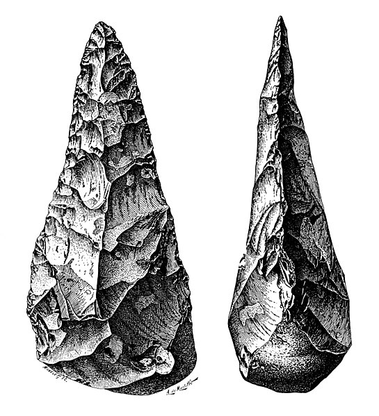 Photo du Monument Historique Grotte Chabot situé à Aiguèze