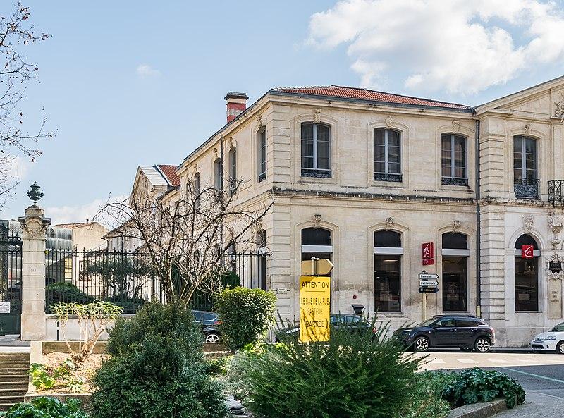 Photo du Monument Historique Ancien palais épiscopal situé à Alès