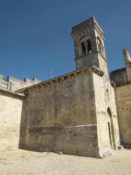 Photo du Monument Historique Chapelle Saint-Louis situé à Beaucaire