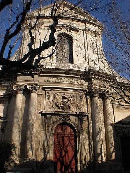 Photo du Monument Historique Eglise Notre-Dame-des-Pommiers situé à Beaucaire