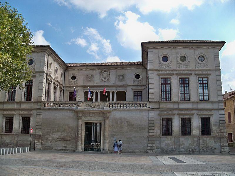 Photo du Monument Historique Hôtel de ville situé à Beaucaire