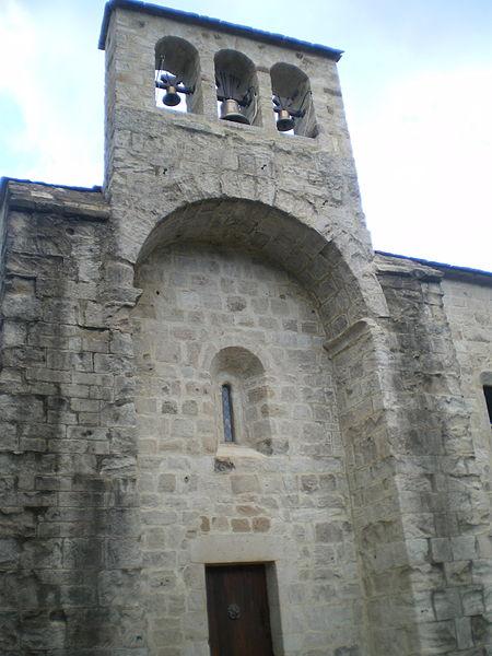 Photo du Monument Historique Eglise Saint-Pierre de Blannaves situé à Branoux-les-Taillades
