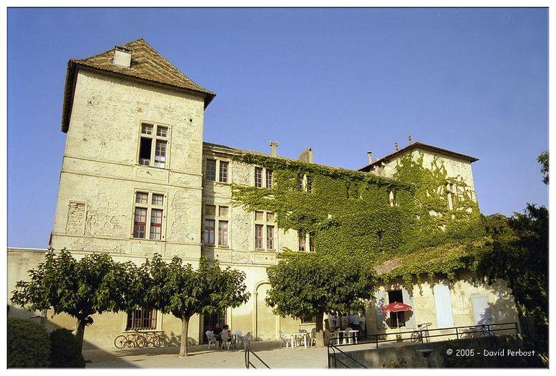 Photo du Monument Historique Château situé à Caveirac